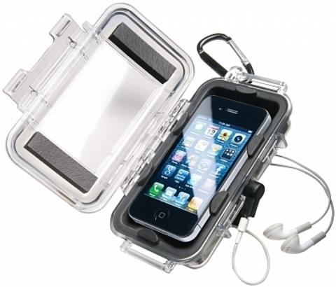 Ударопрочный кейс для айфона Peli i1015
