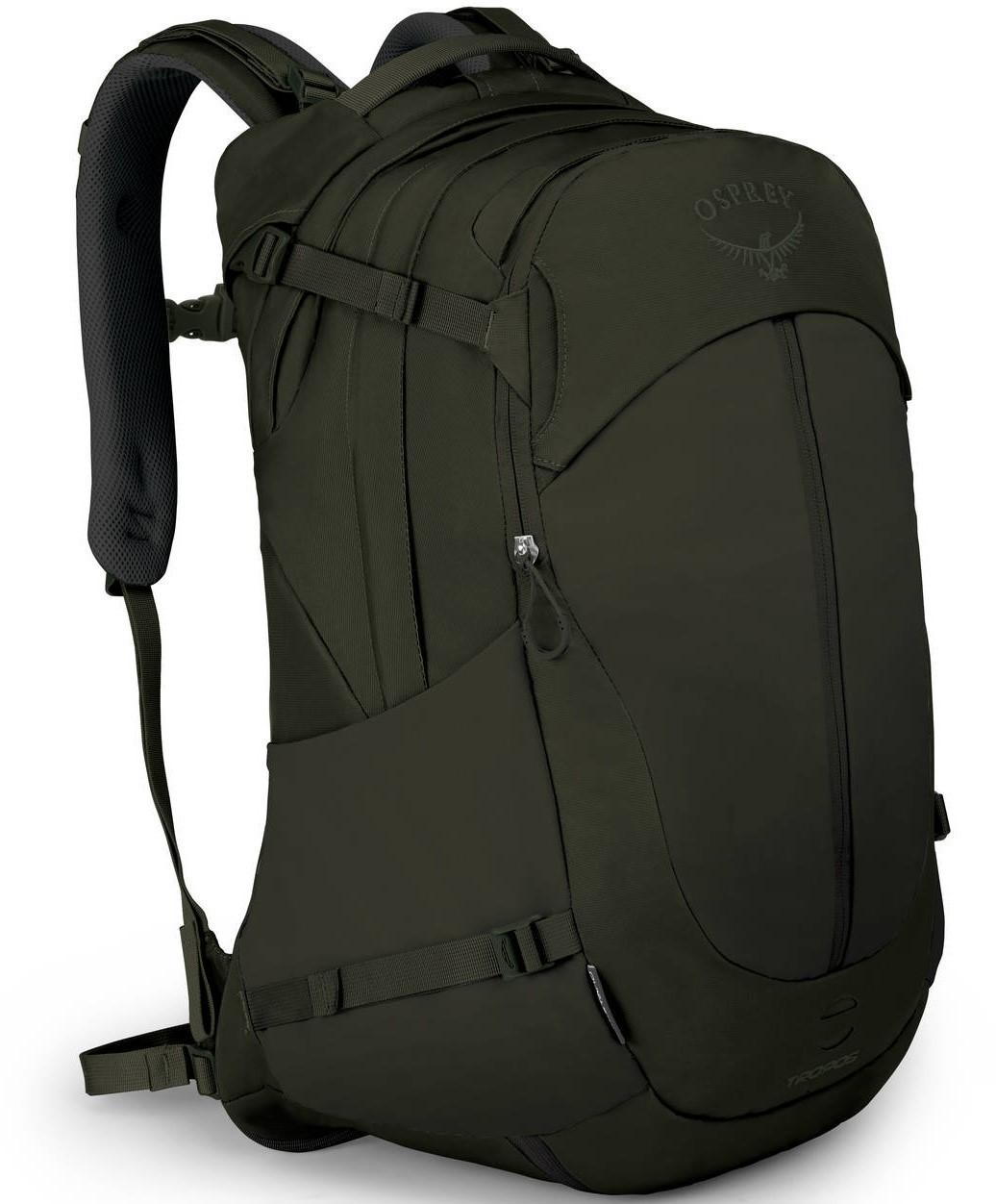 Городские рюкзаки Рюкзак Osprey Tropos 34 Cypress Green Tropos_F19_Side_Cypress_Green_web.jpg