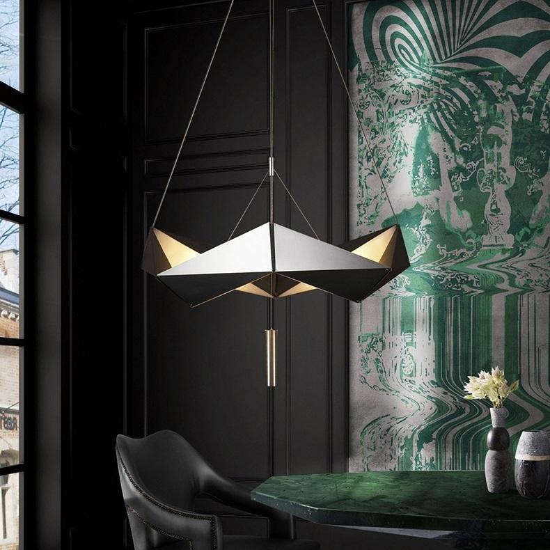 Подвесной светильник Lampatron style Nfu