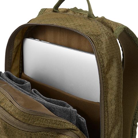 Картинка рюкзак городской Dakine campus m 25l Dusty Mint - 3