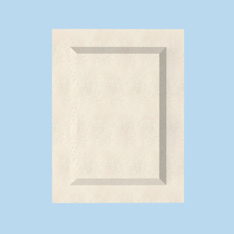 Квадрат из пенопласта с покрытием