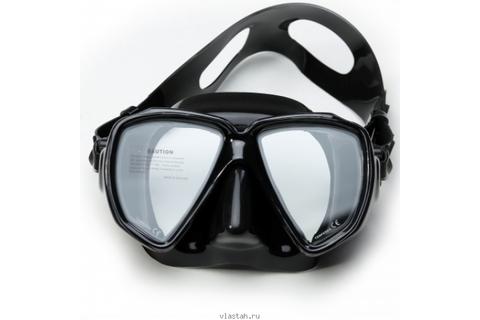 Маска Aquadiscovery Buterrfly черная – 88003332291 изображение 1