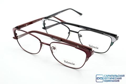 Оправа для очков VALENCIA металл V32099