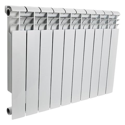 Радиатор алюминиевый секционный ROMMER Profi 350 - 10 секций