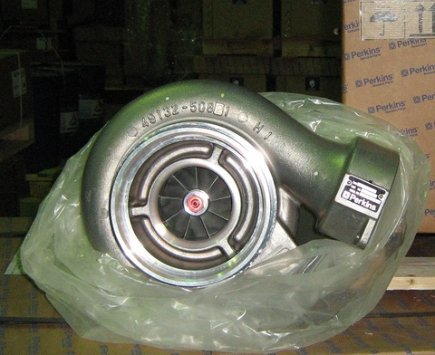 Турбокомпрессор / TURBOCHARGER АРТ: 934-602