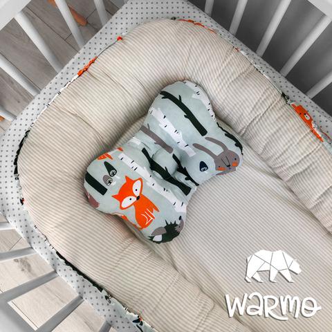 Кокон (гніздечко) для новонароджених Warmo ™ ЗВІРІ