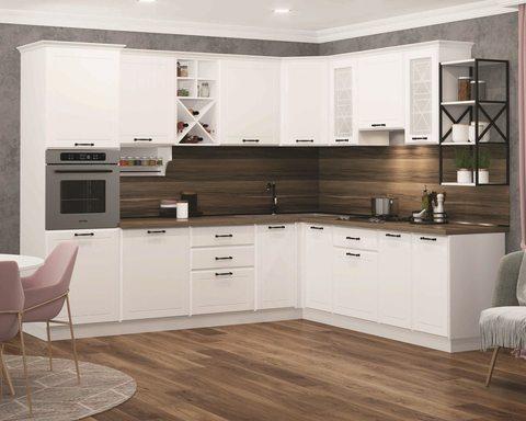 Кухня модульная угловая СКАНДИ-2  2800*2400
