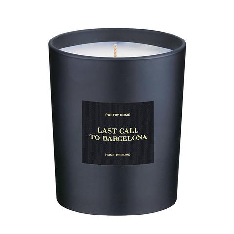 Парфумована свічка LAST CALL TO BARCELONA
