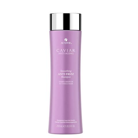 Alterna Шампунь для гладкости и защиты от пушения волос с экстрактом черной икры без сульфатов Caviar Anti-Aging Smoothing Anti-Frizz Shampoo