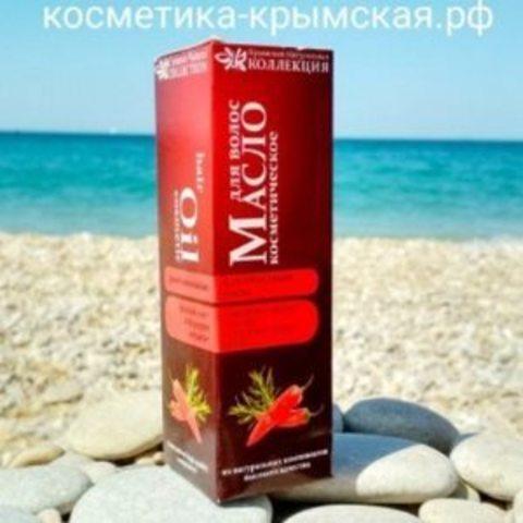 Масло для волос «Стимуляция роста»™Крымская Натуральная Коллекция