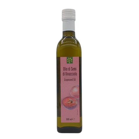 Масло из виноградных косточек нерафинированное BIO, 500 мл