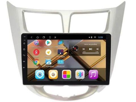 Магнитола Hyundai Solaris (11-16) Android 9.0 2/32GB модель CB-3005T8