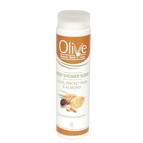 Гель-скраб для тела OLIVE Beauty Medicare 200 мл