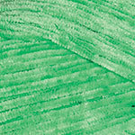 Пряжа YarnArt Velour 861 зелень