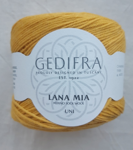 Gedifra Lana Mia Uni 914
