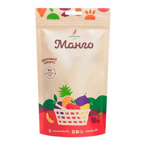 Зеленика фруктовый перекус из манго 20 г