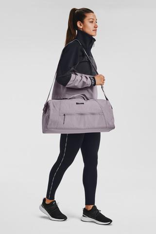Женская сиреневая спортивная сумка UA Midi 2.0 Duffle Under Armour