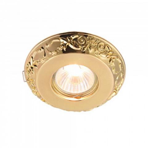 Встраиваемый светильник Metal Classic DL300-2-01-G