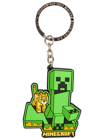 Брелок Minecraft Craftable Creeper Chase