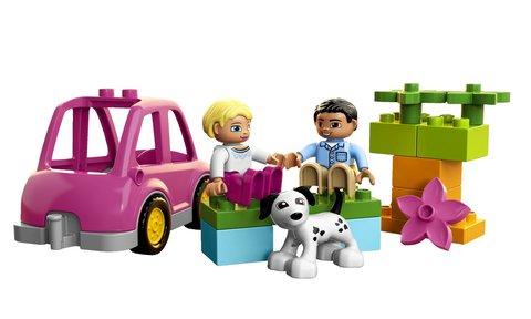 LEGO Duplo: Супермаркет 10546 — My First Shop — Лего Дупло