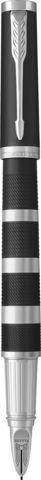 Ручка-5й пишущий узел Parker Ingenuity Large Black Rubber/Metal CT123