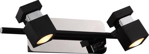 INL-9381W-10 Chrome & Black