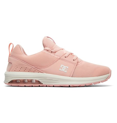 Кеды DC Shoes HEATHROW IA J SHOE LTP LIGHT PINK