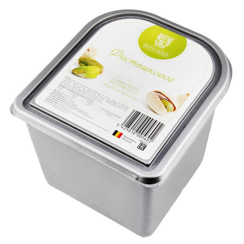 Мороженое фисташковое Фрутта Дольче 2,4 литра (Бельгия)