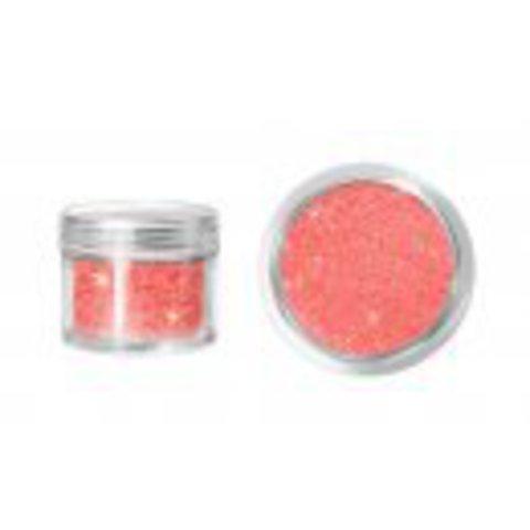 Блестки в банке 3 гр. мелкие Розовый фламинго