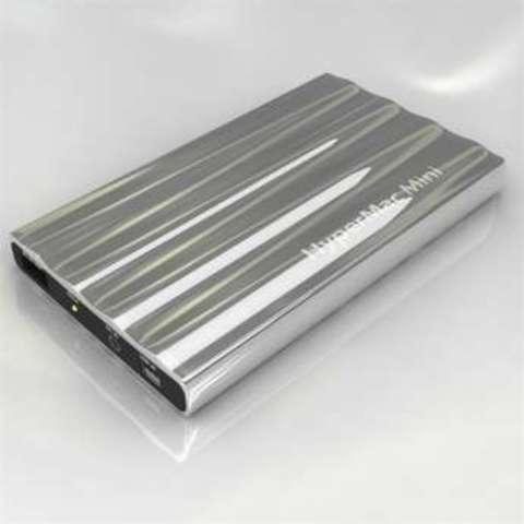 HyperMac Mini 7200mAh – внешняя батарея для iPhone/iPod (Silver)