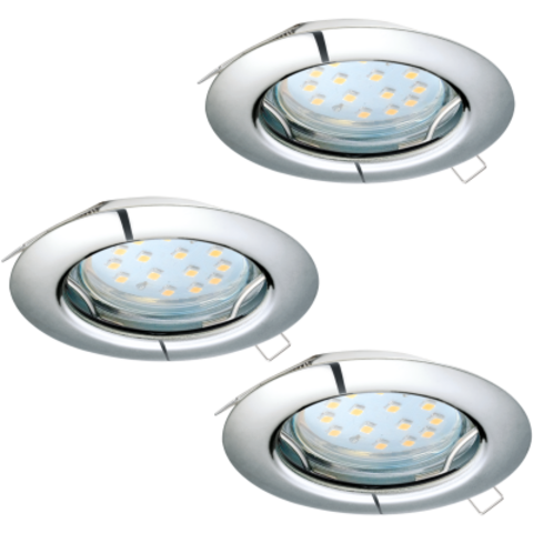 Комплект светильников светодиодных встраиваемых Eglo PENETO 94236