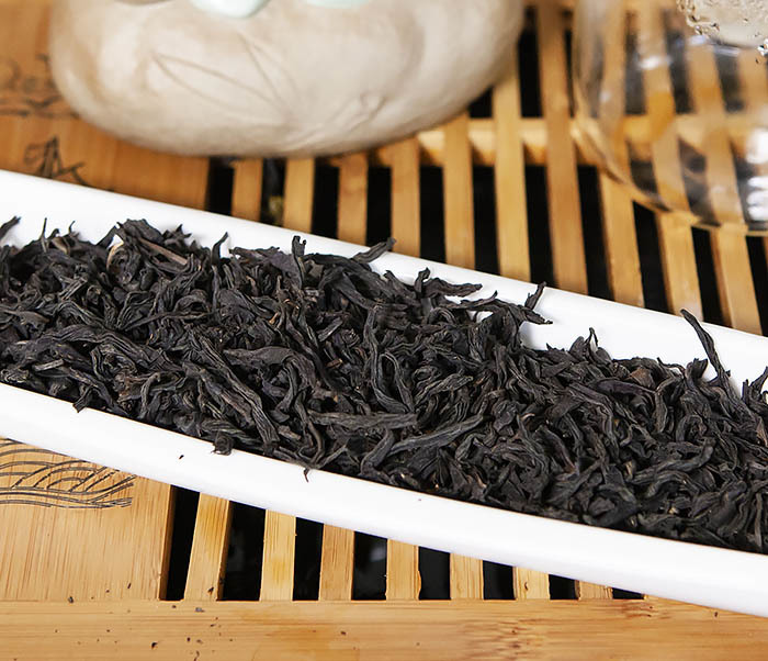 TEA-CH108 Китайский чай «Малый Вид с Горы Чжен» (Чжэнь Шань Сяо Чжун, сорт «B», 50 гр) фото 04