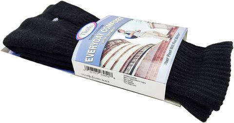 Картинка носки Thorlo ECCXM Black - 3