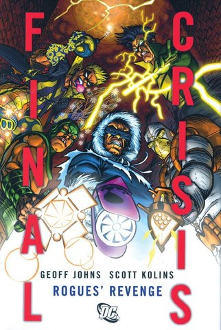 Final Crisis: Rogues' Revenge Hardcover