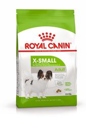 Корм для собак миниатюрных пород, Royal Canin X-Small Adult