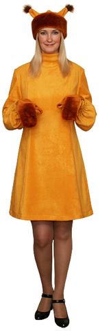 Карнавальный костюм Белка