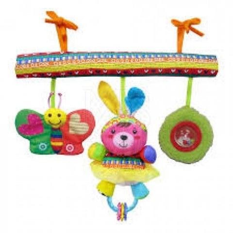 Игрушка-подвеска Biba Toys СЧАСТЛИВЫЕ ЖИВОТНЫЕ HA907