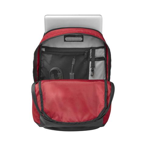 Рюкзак Victorinox Altmont Original Laptop Backpack 15,6'', красный, 32x21x48 см, 22 л