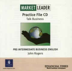 Market Leader Pre-Int Pr File CD !!