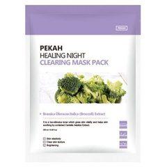 PEKAH Вечерняя восстанавливающая очищающая маска Healing Night Clearing Mask Pack, 25ml