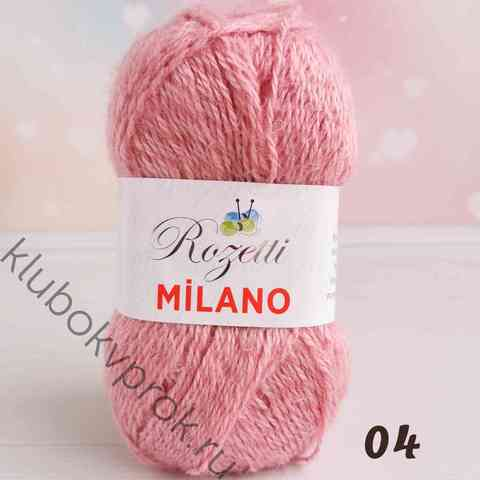 ROZETTI MILANO 361-04, Розовый