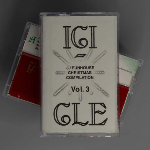 JJ Funhouse Christmas Compilation Vol.3