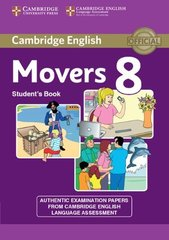 C Young Learners Eng Tests 8 Movers SB