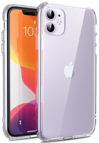 Прозрачный чехол на iPhone 11, серии Ultra Hybrid от Caseport