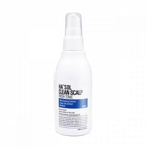 Глубокоочищающий Тоник HASOL Clean Skalp Line Tonic