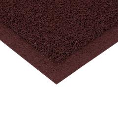 Коврик пористый, Вход, коричневый,40*60 см