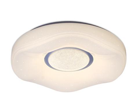 Светильник Потолочный Светодиодный Ambrella FS1236 WH 48W Белый с Пультом