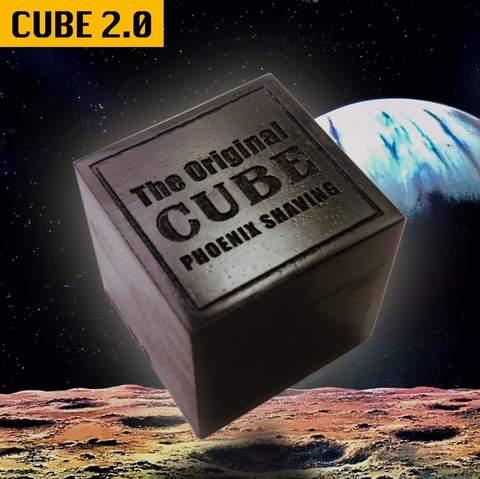 Прешейв до бритья PHOENIX ARTISAN ICE CUBE 2.0 черный БЕЗ ментола