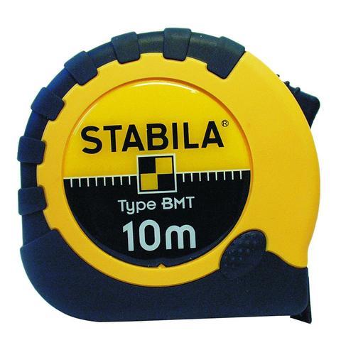 Карманная рулетка Stabila тип BMT 10 метров (арт. 14772)