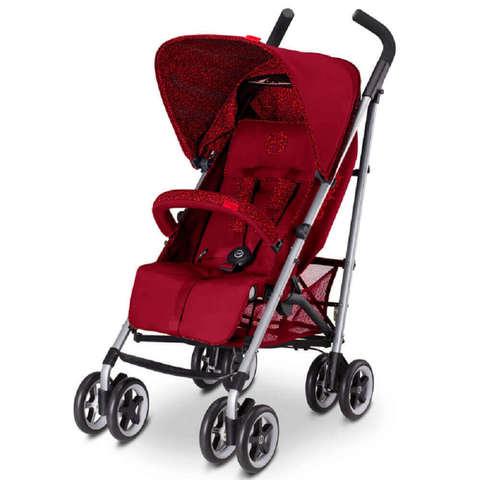 Прогулочная коляска Cybex Topaz Mars Red